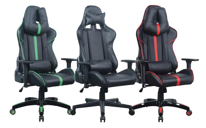Игровые кресла BRABIX GT Carbon GM-115 и GM-120 - представляем новинки