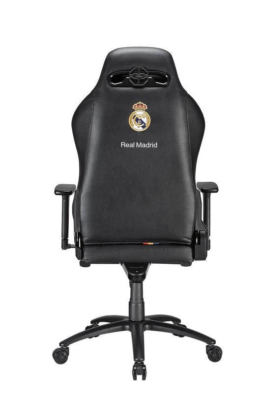 Геймерское кресло Tesoro Real Madrid 730-RM