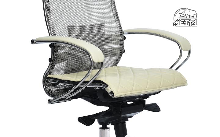 Способы ухода за тканевой основой и кожей у офисного кресла