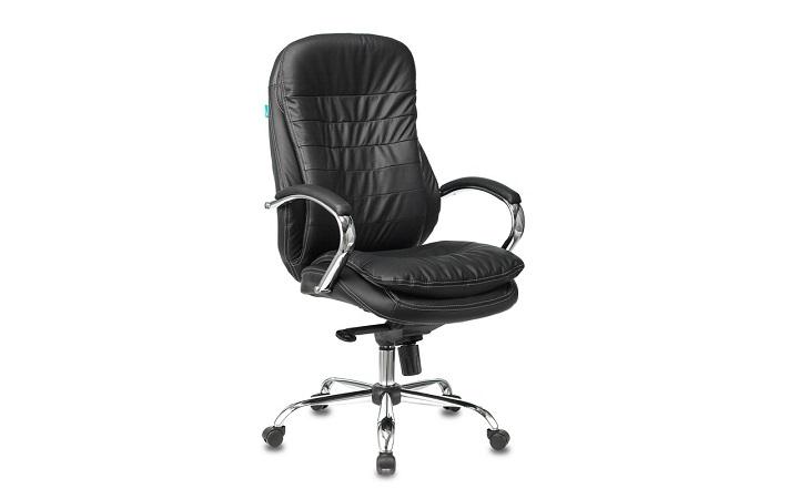 Кресло руководителя Бюрократ T-9950/BLACK