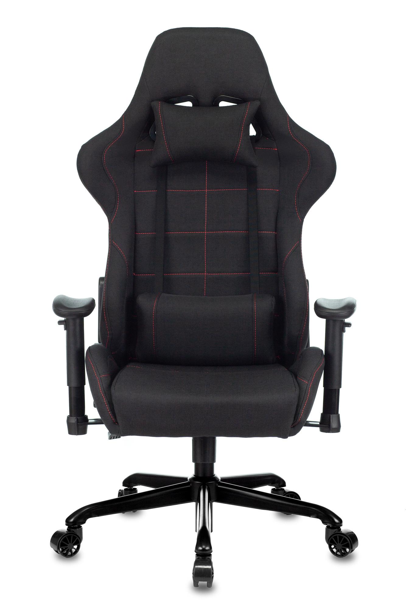 Кресло игровое Бюрократ 771N - Черный Black
