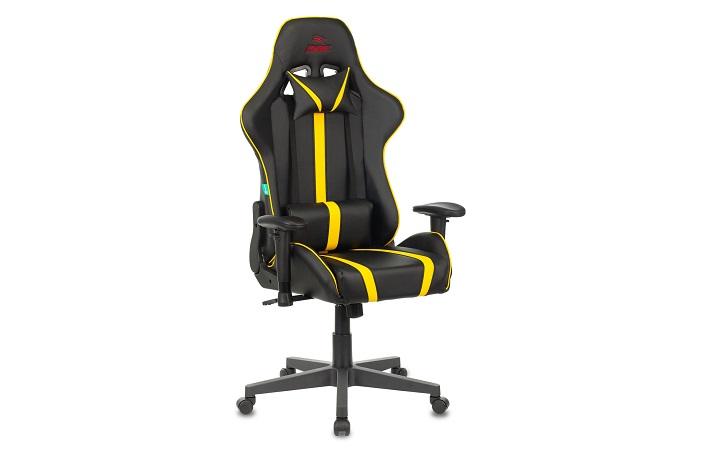 Кресло игровое Бюрократ VIKING ZOMBIE A4