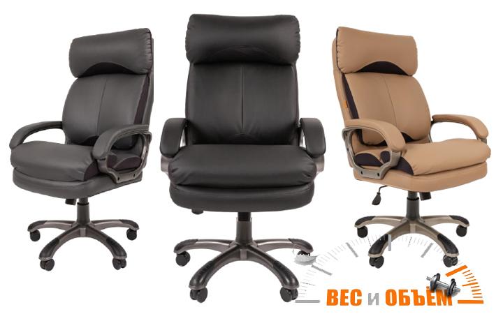 CHAIRMAN 505 очередная новинка руководительского кресла с нагрузкой до 150 кг