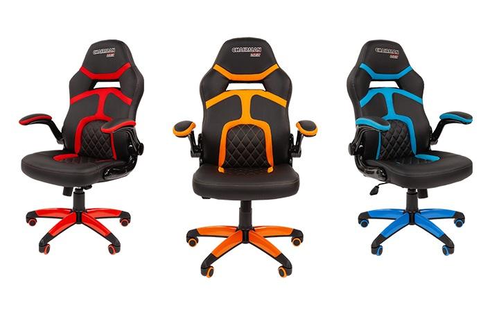 CHAIRMAN GAME 18 новое дерзкое спортивное и очень комфортное кресло