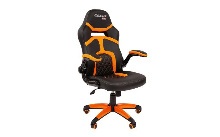 Кресло геймерское CHAIRMAN GAME 18