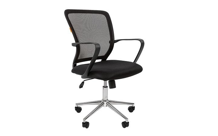 Кресло для оператора CHAIRMAN 698 CHROME