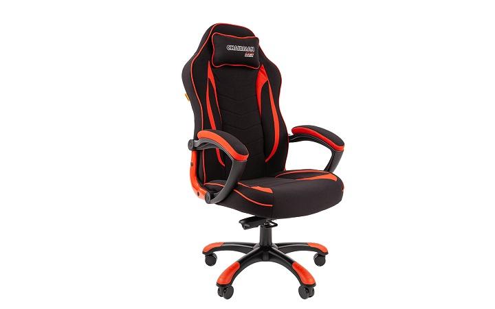 Кресло геймерское CHAIRMAN GAME 28