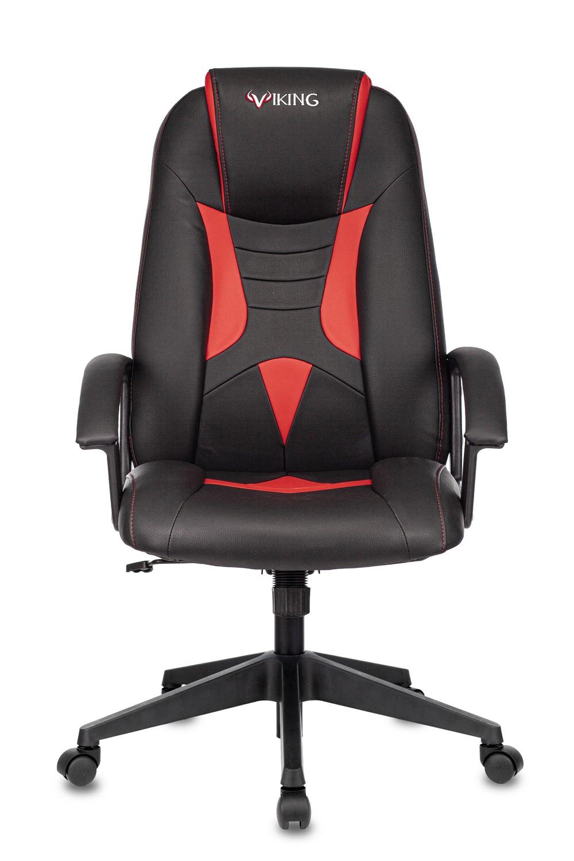 Кресло игровое Бюрократ VIKING-8 - Красный Red