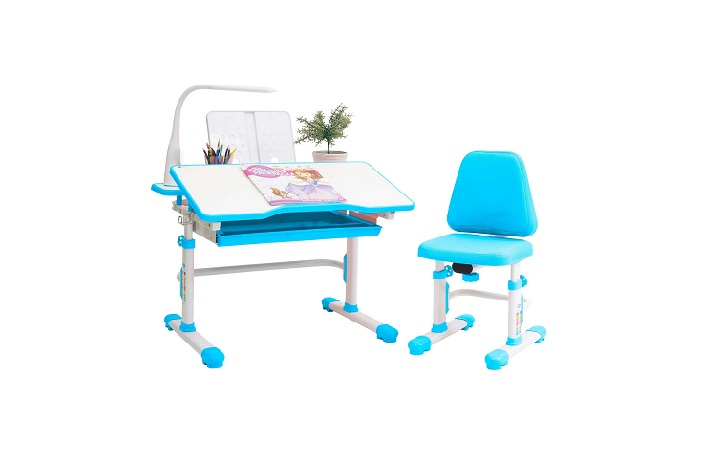 Комплект RIFFORMA SET-07 LUX парта + стул