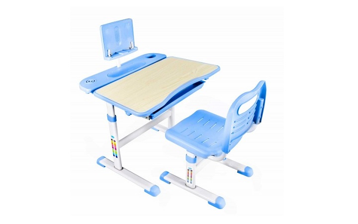 Комплект RIFFORMA SET-17 клен парта + стул