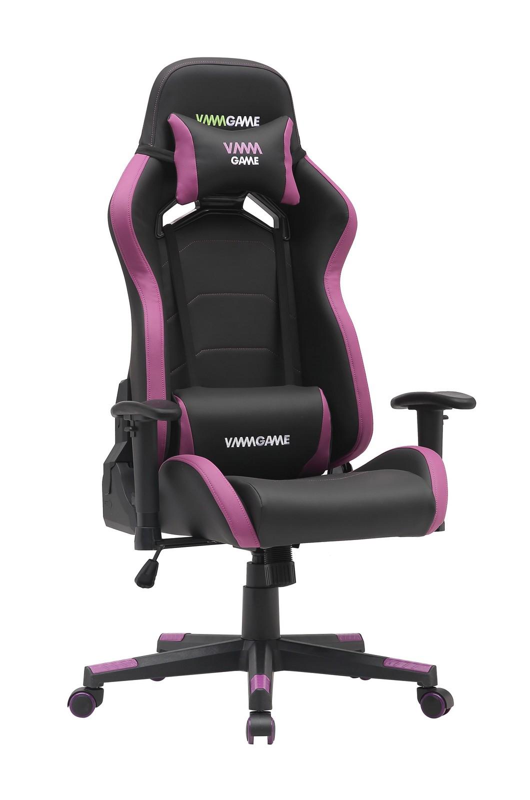 Кресло игровое VMM ASTRAL - Пурпурный Purple