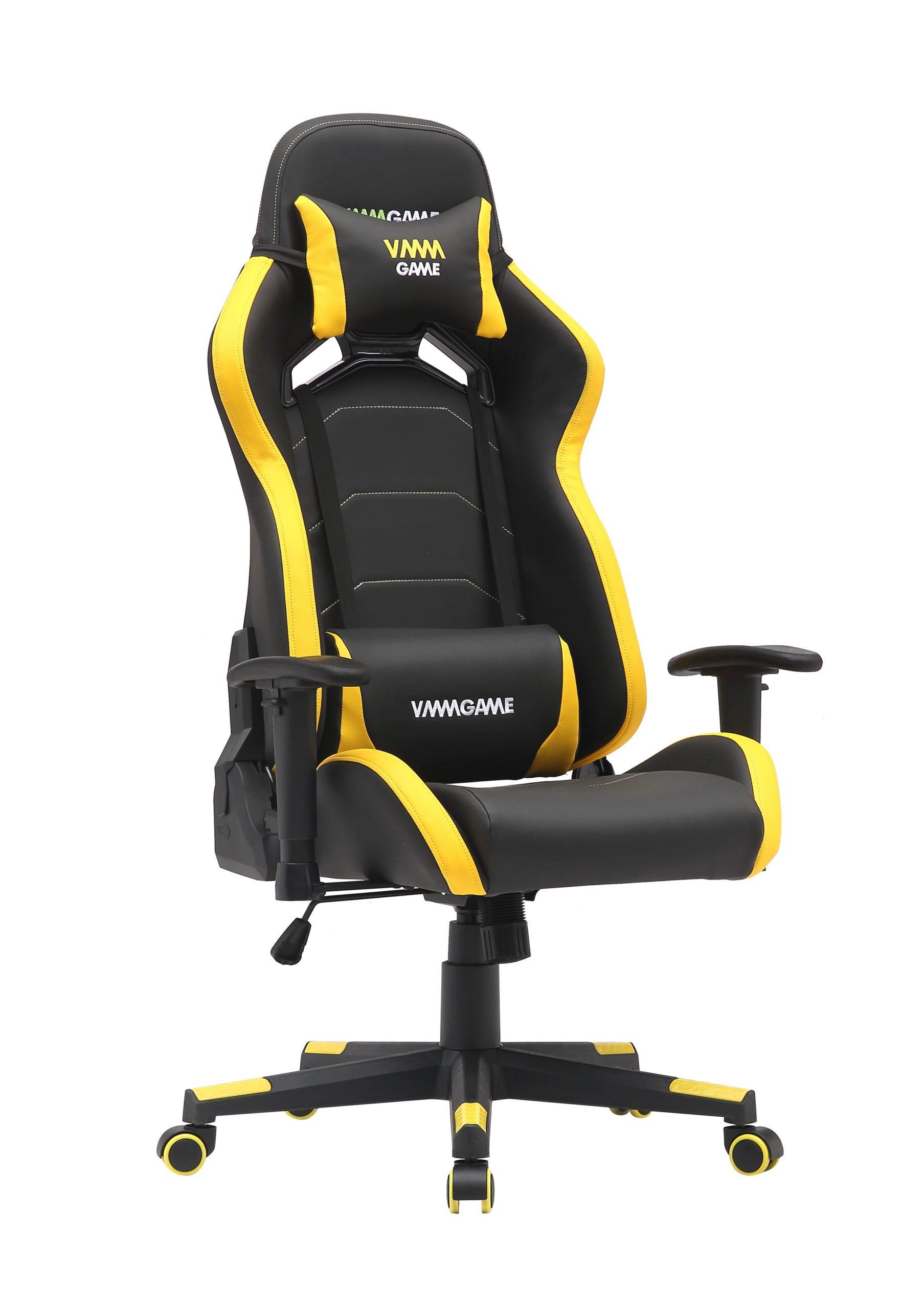 Кресло игровое VMM ASTRAL - Желтый yellow