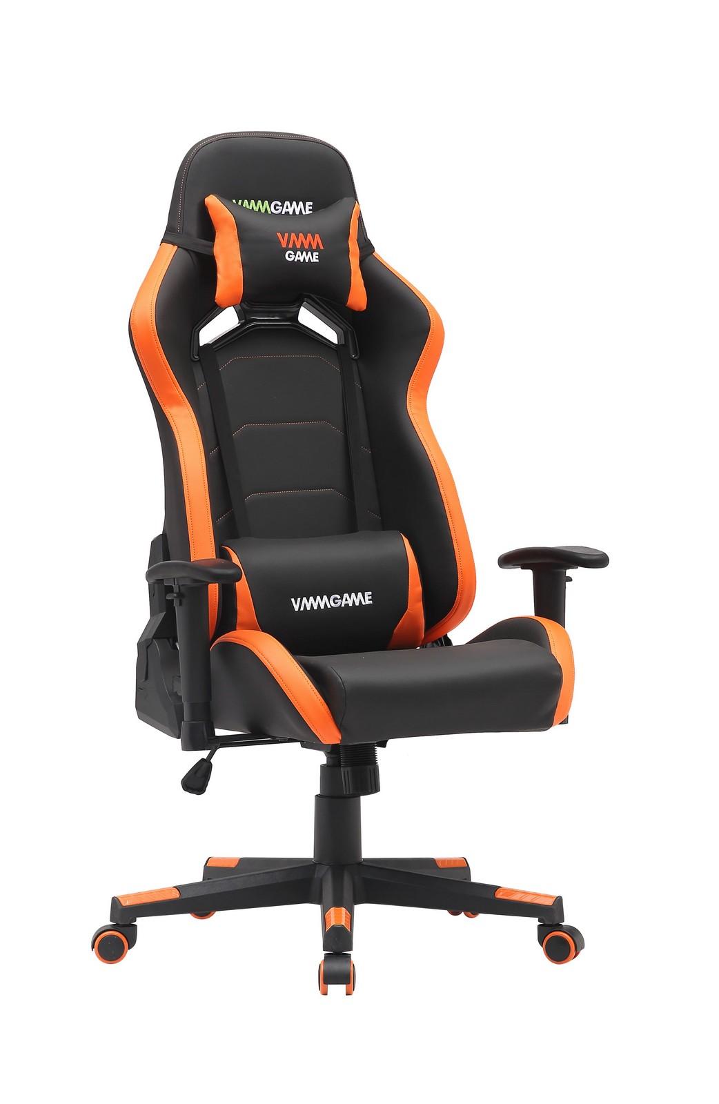 Кресло игровое VMM ASTRAL - Оранжевый orange