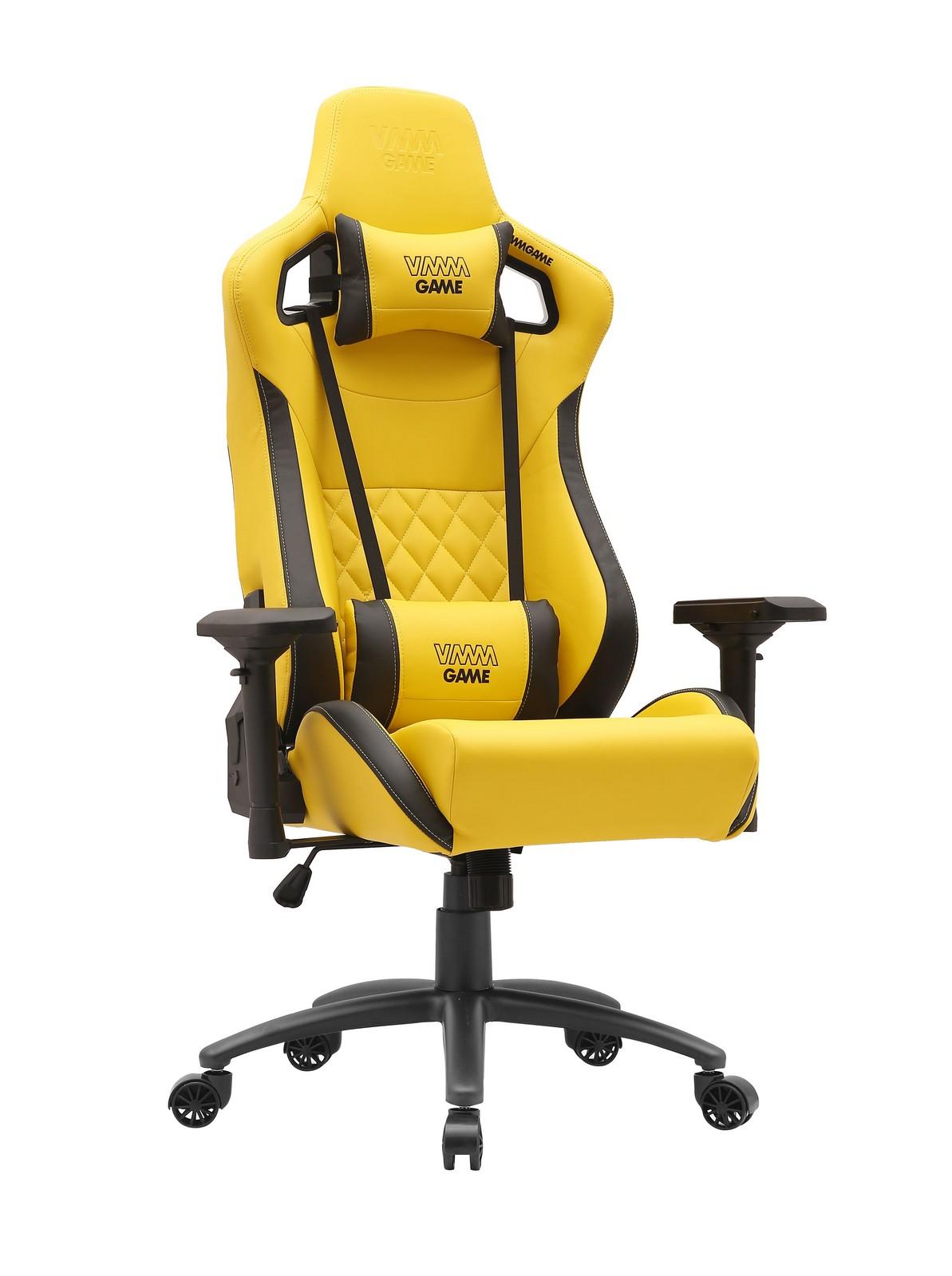 Кресло игровое VMMGAME MAROON - Желтый yellow