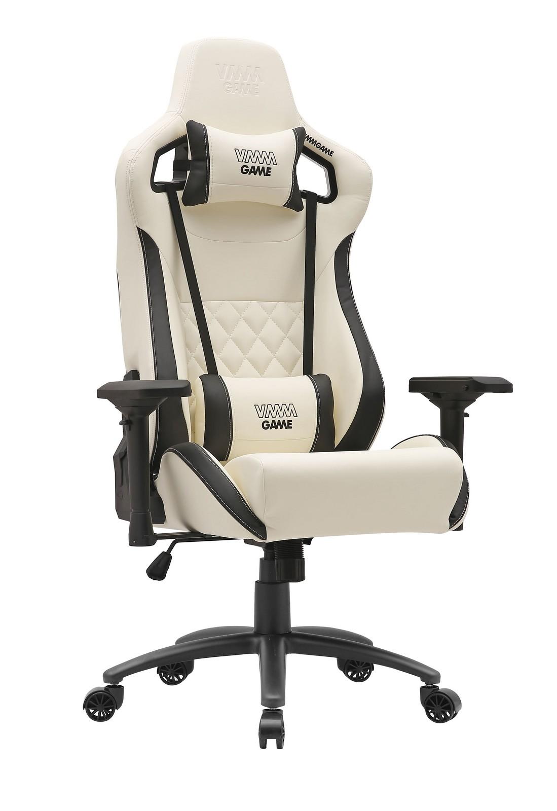 Кресло игровое VMMGAME MAROON - Белый White