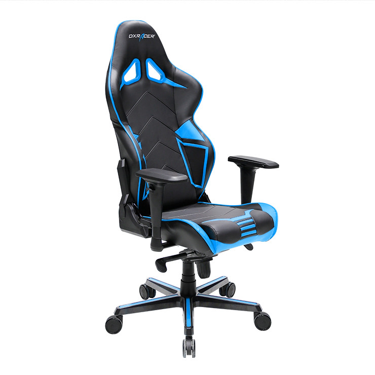Компьютерное кресло DXRacer OH/RV131 - Синий Blue