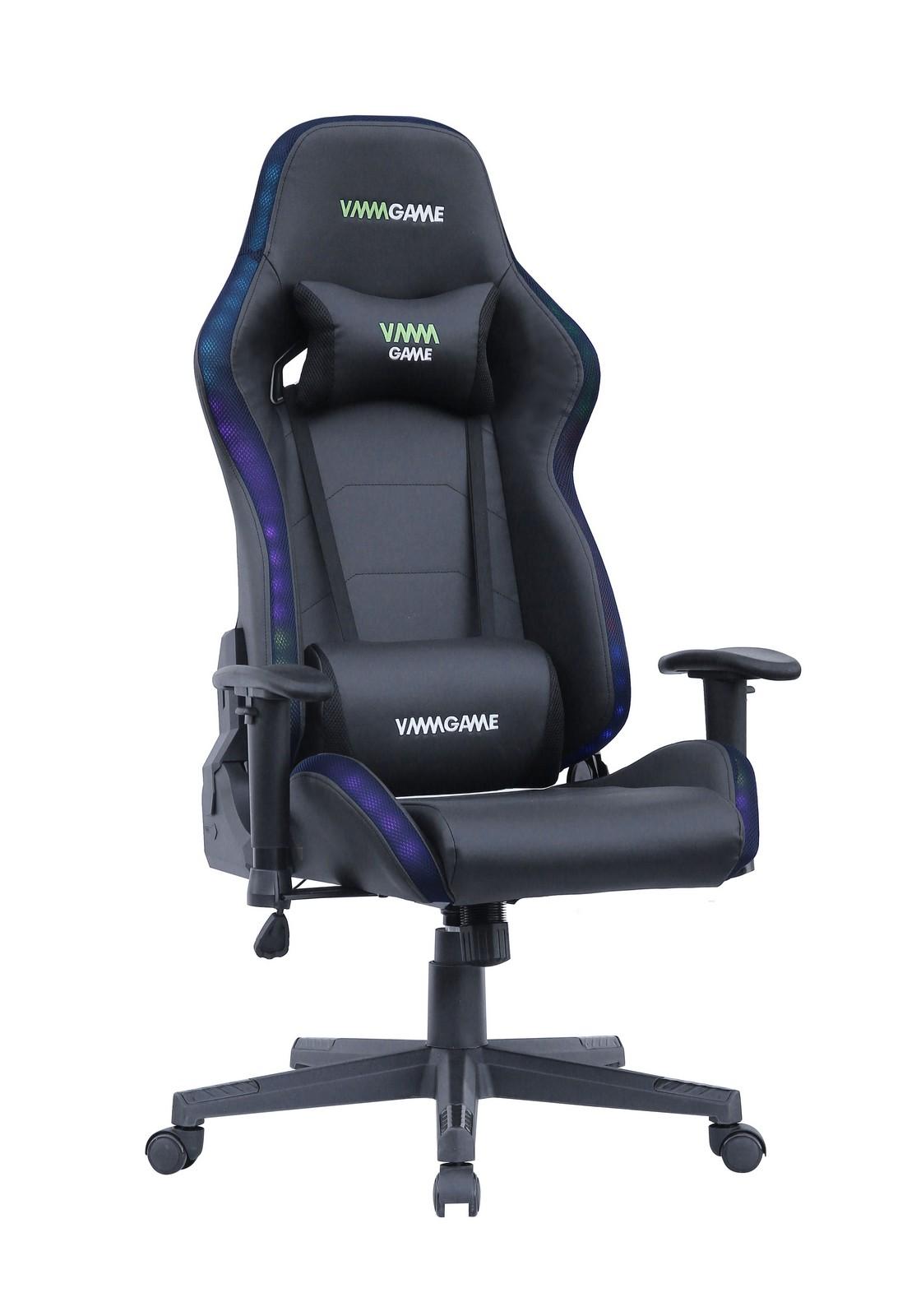 Кресло игровое VMMGAME ASTRAL RGB - Черный Black