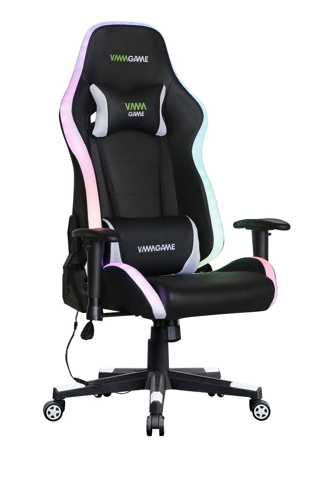 Кресло игровое VMMGAME ASTRAL RGB - Белый White