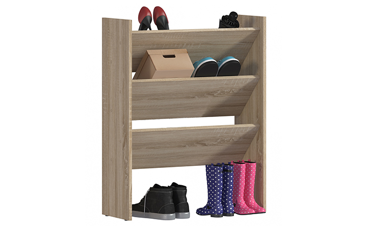 Обувница Оптима СБ-2130 Дуб Сонома