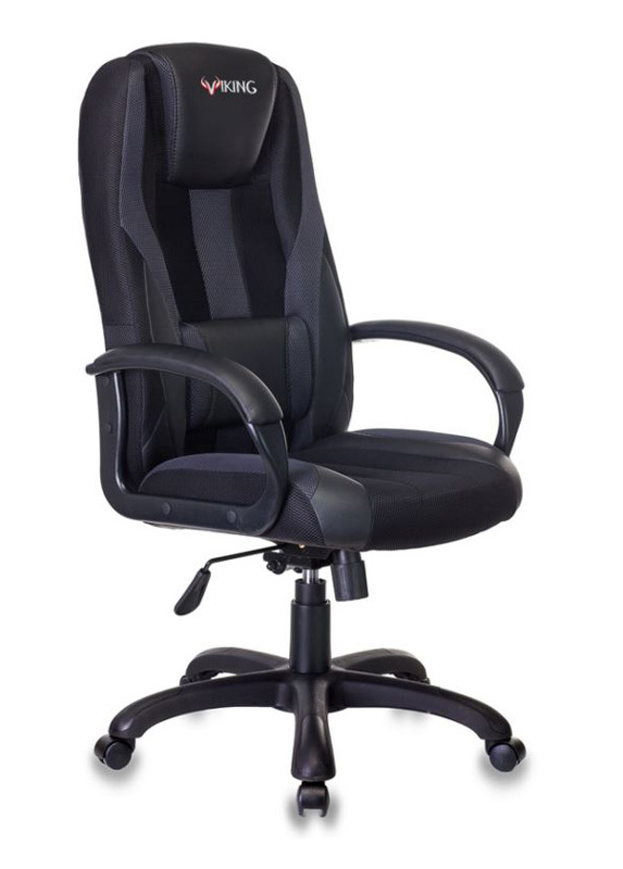Кресло игровое Zombie VIKING-9 - Черный Black