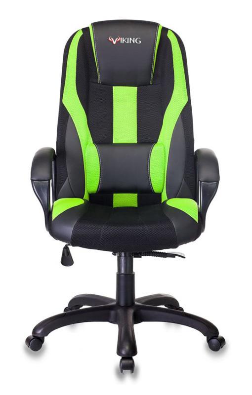 Кресло игровое Zombie VIKING-9 - Салатовый