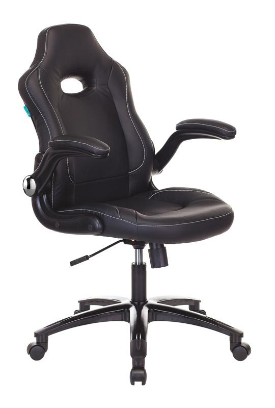 Кресло игровое Zombie VIKING-1N - Черный Black