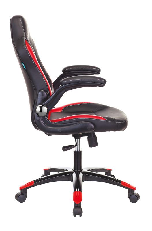 Кресло игровое Zombie VIKING-1N - Красный Red