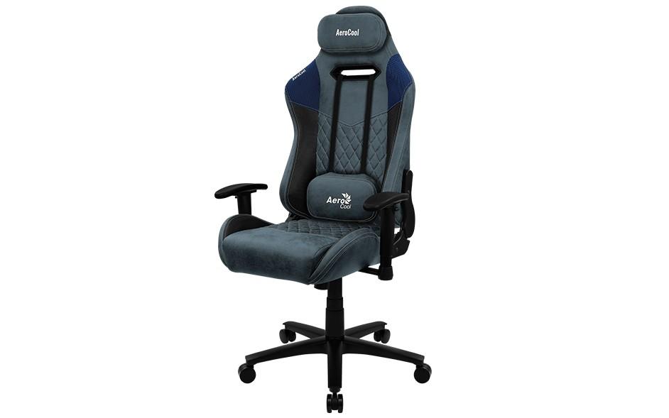 Игровое кресло Aerocool COUNT - Синий Blue