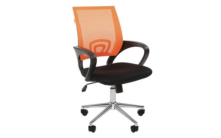 Кресло для оператора CHAIRMAN 696 CHROME