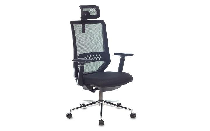 Кресло руководителя Бюрократ MC-612N-H