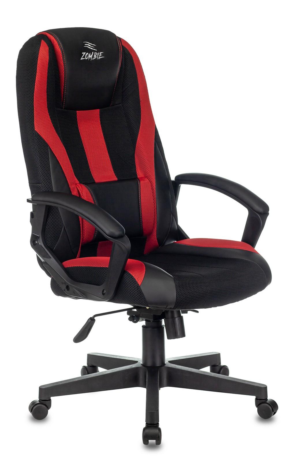 Кресло игровое ZOMBIE 9 - Красный Red