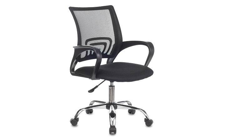 Кресло для оператора Бюрократ CH-695NLTSL