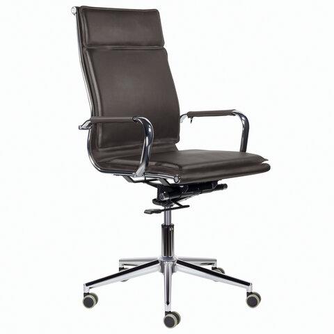 Кресло BRABIX PREMIUM Kayman EX-532 - Коричневый темный Coffee