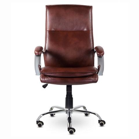Кресло BRABIX PREMIUM Cuba EX-542 - Коричневый Brown